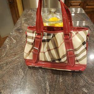 Beautiful Burberry Shoulder Bag *Reposh*